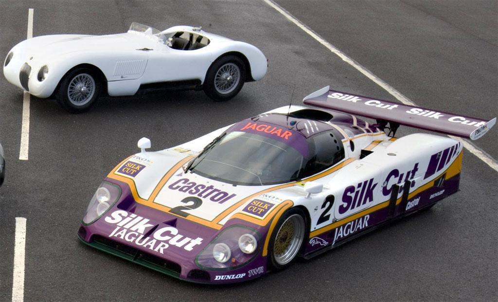 Jaguar RSR XKR GT2 Le Mans 2010 2 - Jaguar Classics & Race ...