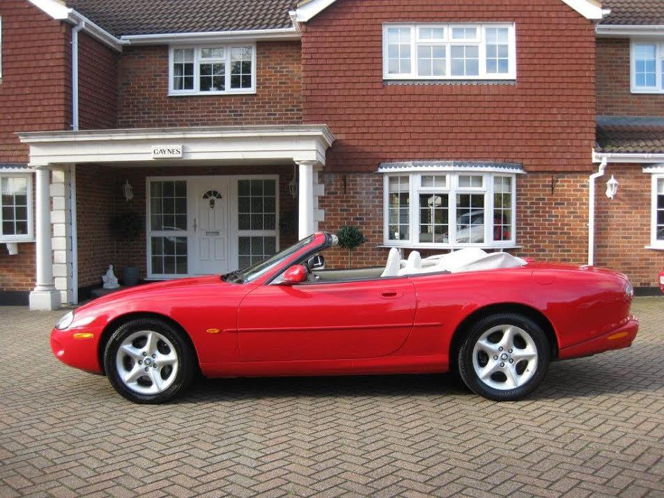 jaguar xk8 convertible 1999 , One Lady Owner From New , Only 42k , F/S/H