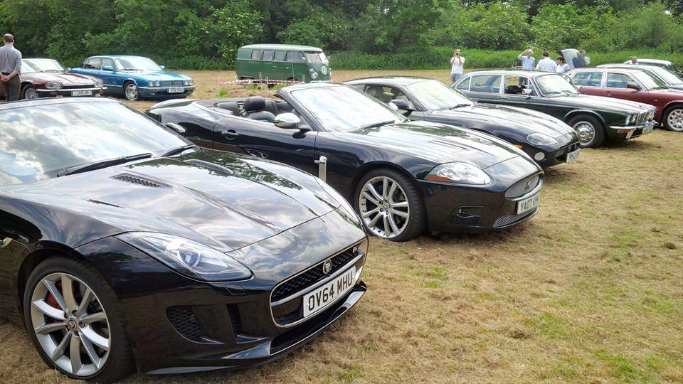 An F-Type, XKR & XK