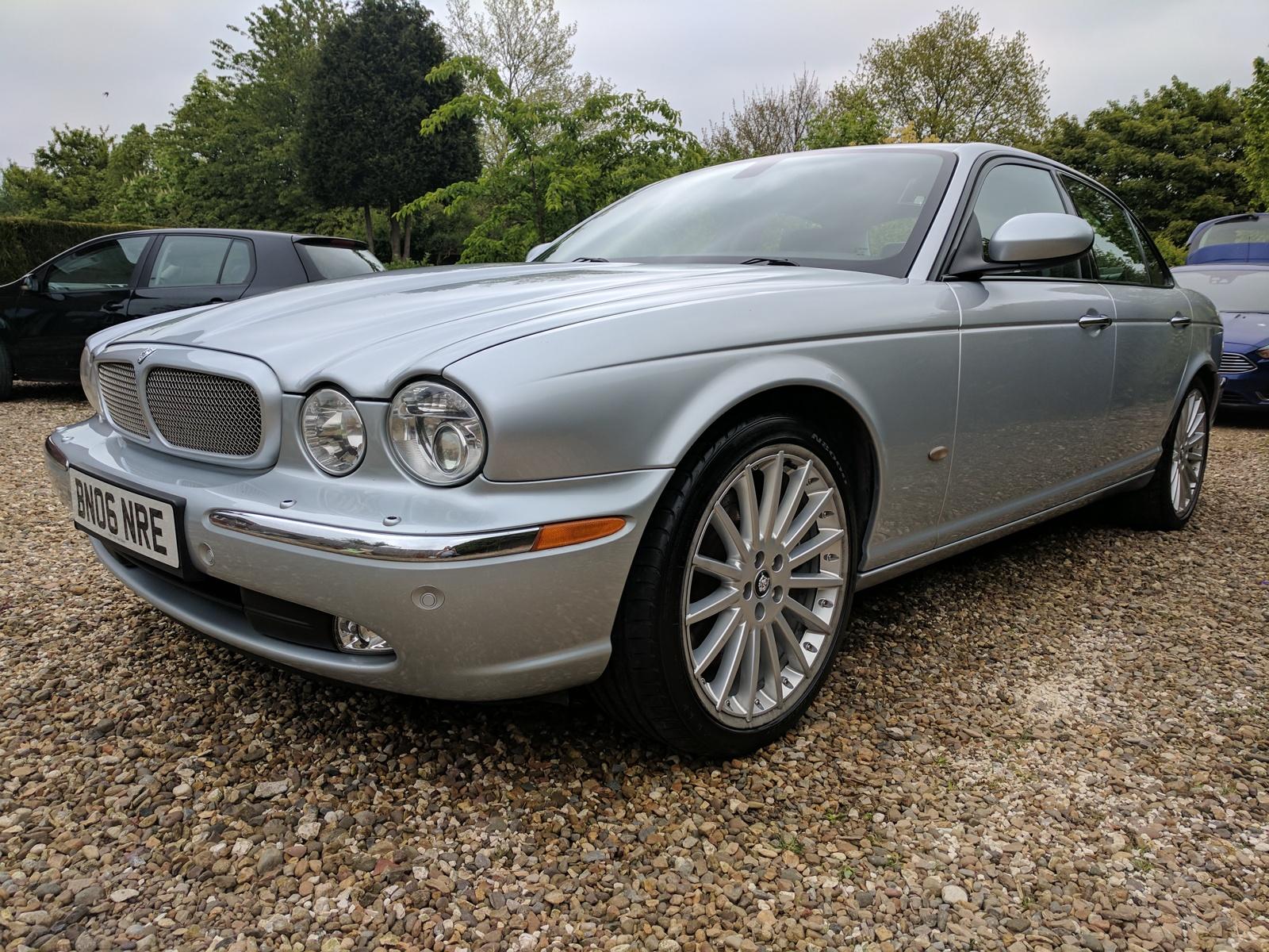 Gorgeous XJR X350 For Sale. 2006. - Jaguars For Sale ...